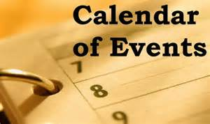 Calendar of Events4