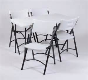 Chairs - white