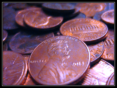 Pennies For Hunger